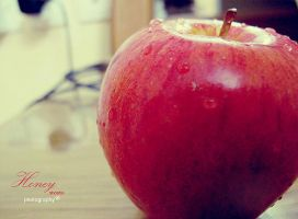 Apple by S-H-O-S-H-O