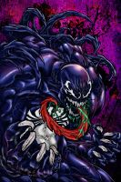 Pants Venom by dnbdjq45