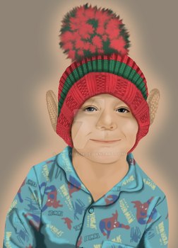 Jack the Elf by LauraBach
