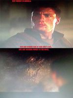 Godzilla and Ford, Touching Moments of the Series. by Angelgirl10