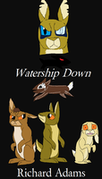 Watership Down Poster by PEV1015