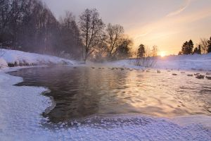 Winter Morning by DeingeL