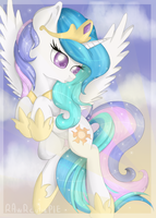 Princess of the sun by HamaTTe