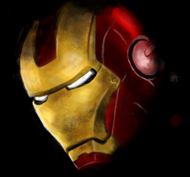 Iron Man by wargasm-stereo