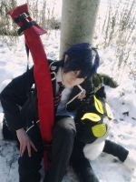 Blue Exorcist Cosplay - KURO AND RIN by K-I-M-I