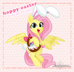 Happy Easter! by xWhiteDreamsx