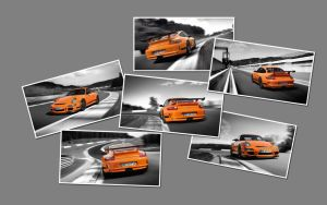GT3RS Wall by lokkydesigns