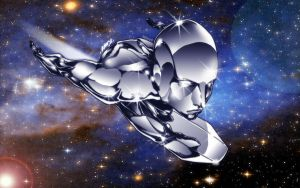 The Silver Surfer by EnigmaResolve