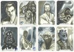 Topps Star Wars Masterwork Sketch Cards 1 by WISHKER