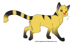 1 point cat adopt by Pearidan