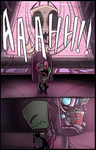Dib's Trophy (continued part 4 ) by VengefulSpirits