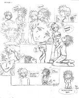 An Axel and Roxas Moment by Twinstar1
