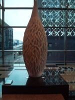 An Airport's Pottery by tempersandtantrums