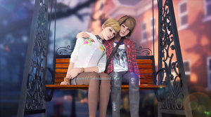 chasefield - Campus Sweet Couple by nses117