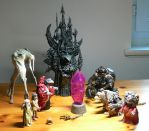 DARK CRYSTAL figure collection Jim Henson by Skulpturen