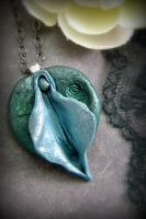 Rosalind- Vulva Pendant by VulvaLoveLovely
