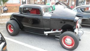 '32 Ford Coupe by hankypanky68