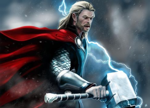 Thor by Ratty103