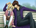 YuGiOh - My Big Brother by AquaWaters