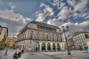 Madrid Opera by Bodenlos