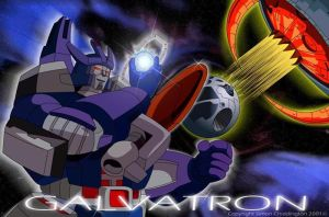 Galvatron - College Project by deadcal