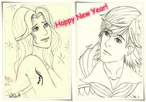 Happy New Year 2013 by SuBiMoRi