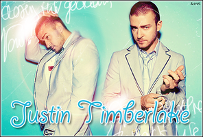 Blend Justin Timberlake by Lovedeep