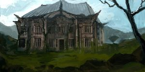 Nature's Manor by parkurtommo