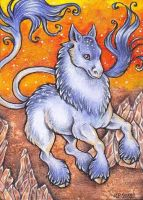 ACEO Trade: Kanjeera by Agaave