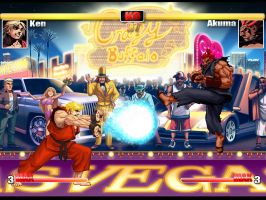 Super Street Fighter II HD by yellowboy2005
