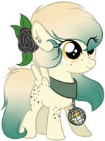 Canon-style Ivory Glow by DragonGirl983