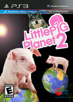 Little PIG Planet 2 by Zenoc2