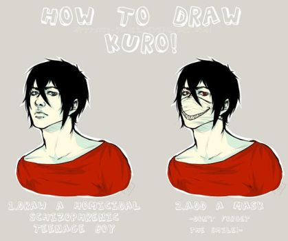 Kuro Tutorial by ko-yamii