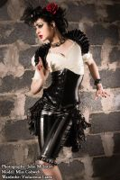 Steampunk Latex by macjw2