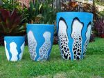 Painted Pots Phase 2 by priteeboy