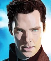 John Harrison by Trissinka