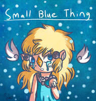 Athena Mix: Small Blue Thing by Jrynkows