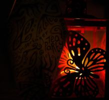 Day Fifteen Butterfly by ForMyOwnAmusement