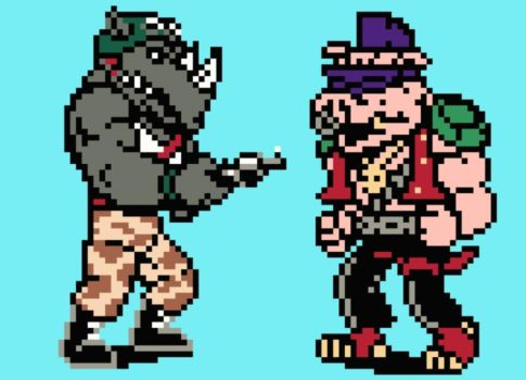 Bebop And Rocksteady by Pokefanatic24369