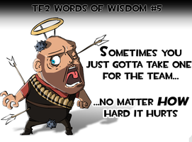 TF2 Words of Wisdom -  05 by Ludichrist
