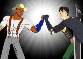 Epic Brofist COMPLETE by Maxis-Geryon