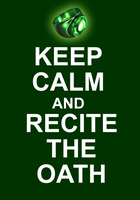 Recite the Oath by GreedLin