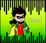 Titans, GO! by OblivionParanoid