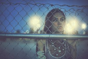Through the Wire by Jason-Little
