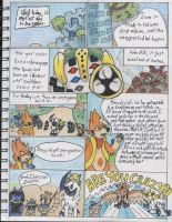 Windtakers Mission 1: The G problem part one. by andyburgos