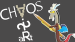 Discord Wallpaper - Chaos is art by 19thejohn93