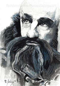 Dwalin | Art Card by Fayeren