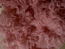 Pink Ruffles by Trisa-Sxy-Stock