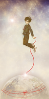 Doctor Who - Redstring by milkiestars