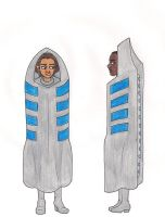69th Hunger Games: District 6 Chariot Costumes by 13foxywolf666